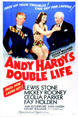 Andy Hardy's Double Life (1942)