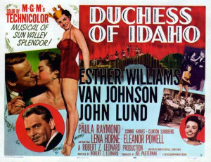 Duchess of Idaho (1950)