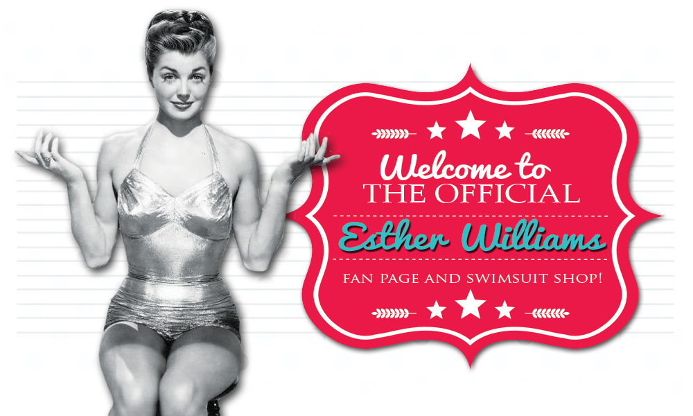 esther williams badedragt