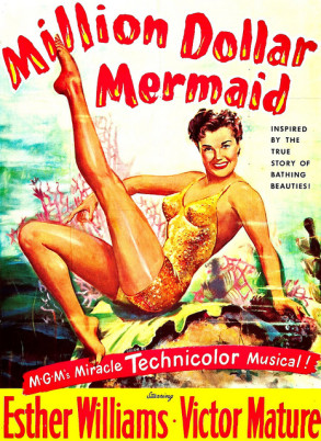 Million Dollar Mermaid (1953)
