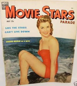 Movie Stars Parade May 1951
