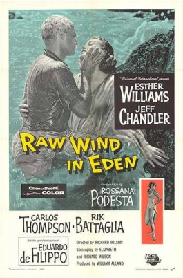 Raw Wind in Eden (1958)