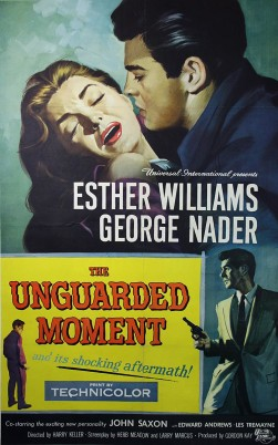 Unguarded Moment (1956)