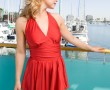 Marilyn Classic Solid Red