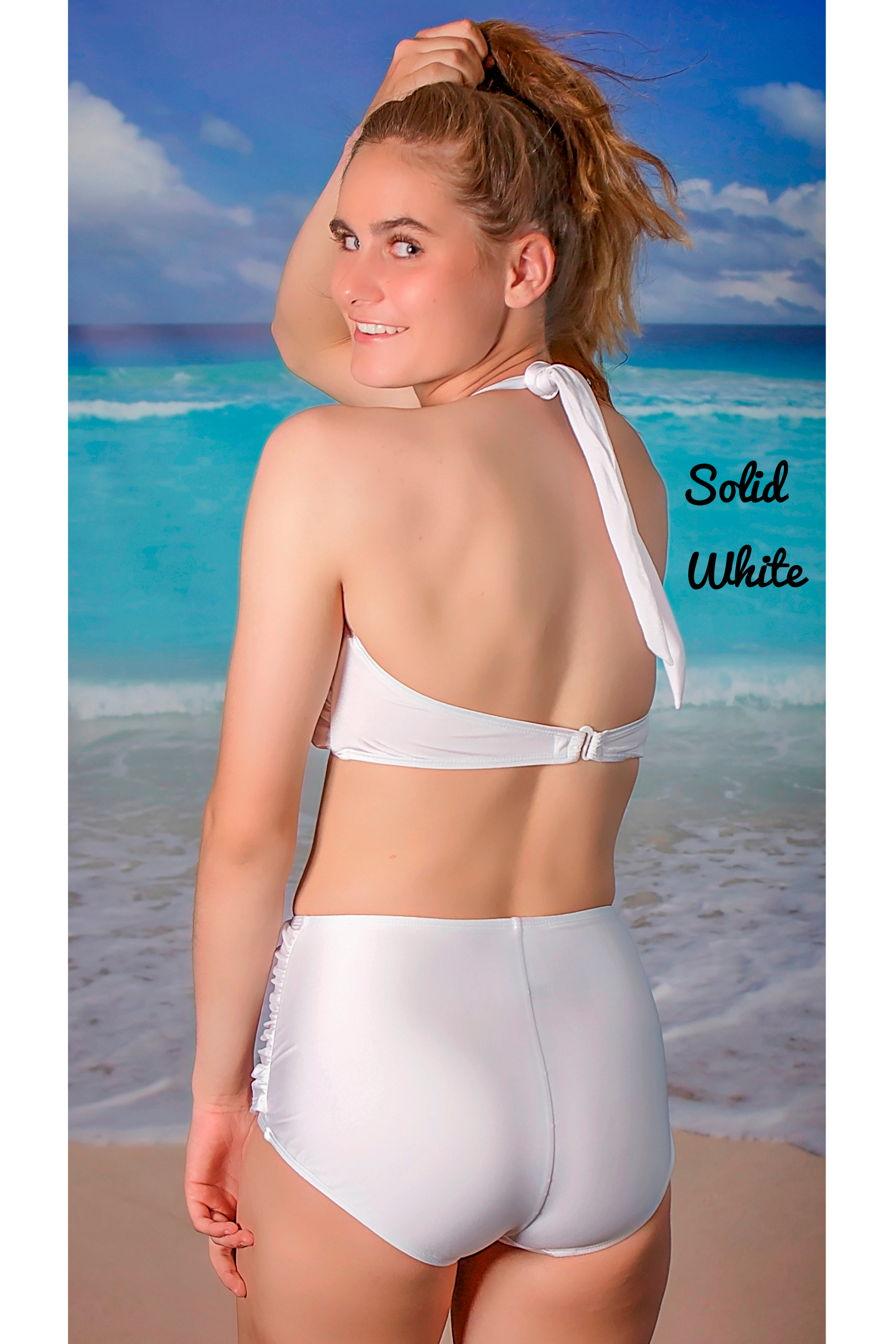 cc41bb8d41c86 Two-Piece Classic Separates | Buy Esther Williams Bathing Suits