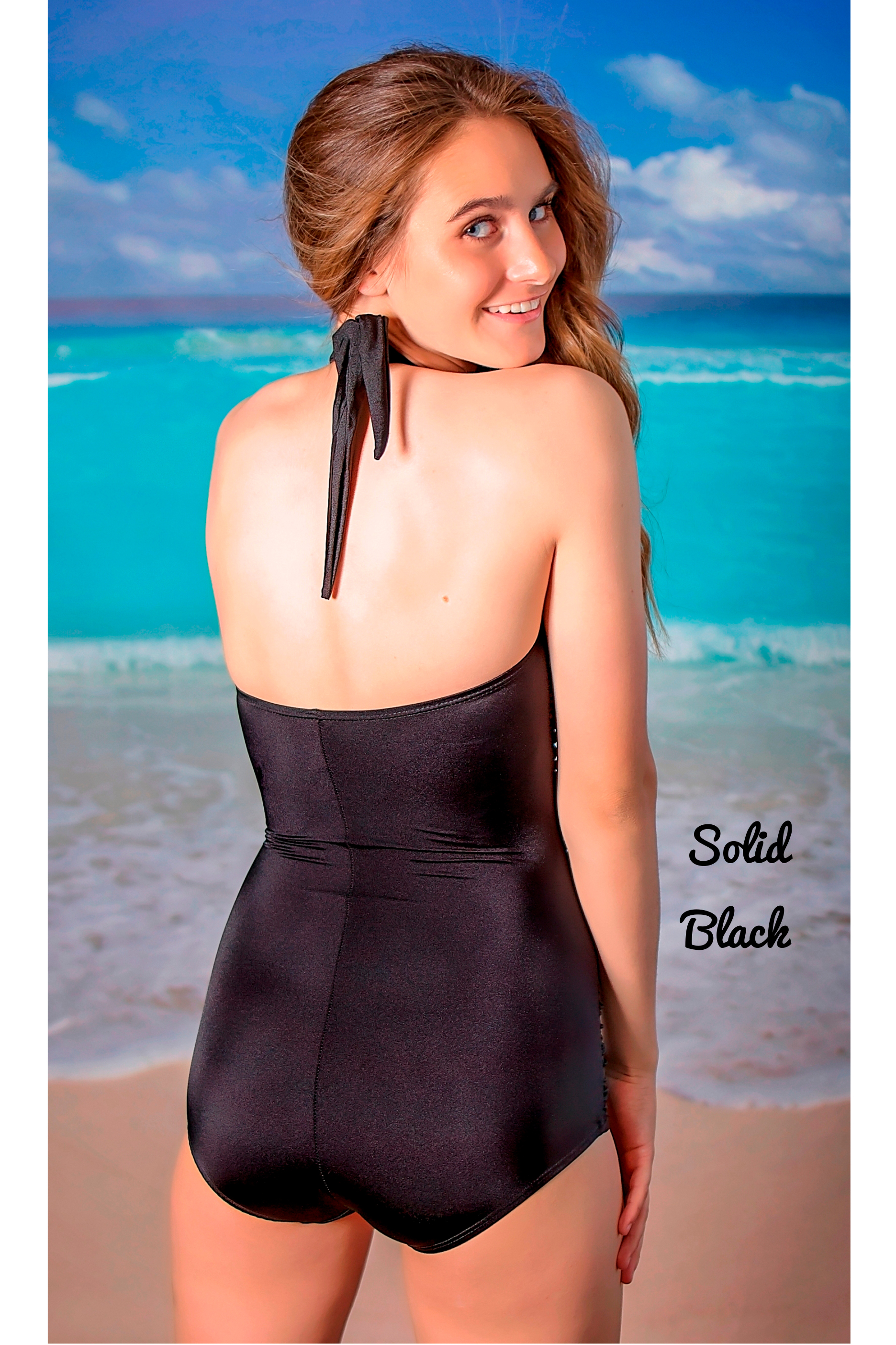 5ffb1d54d95 Classic Sheath One-Piece | Buy Esther Williams Bathing Suits